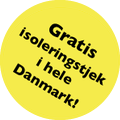 Gratis isoleringstjek!